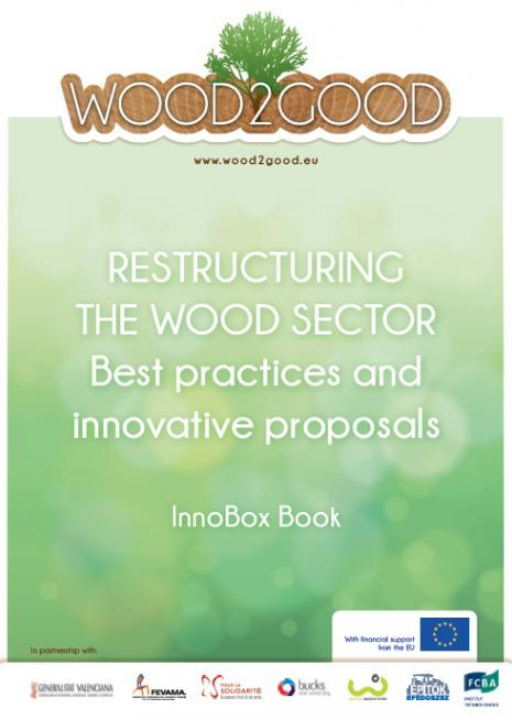 Cover Wood2Good Book of BP&IP