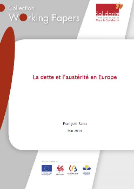 La dette et l'austérité en Europe - cover
